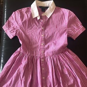 Polo Ralph Lauren shirt dress
